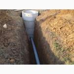Ливневая канализация в Херсоне. Земельные работы. Прошлогодние цены