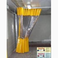 ПВХ прозрачка - мягкие окна, шторы, перегородки