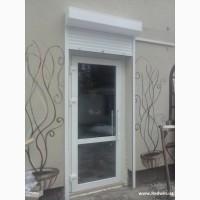 Защитные роллеты они же рольставни на двери и окна