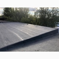 Перекрытие крыш гаражей, балконов, ангаров