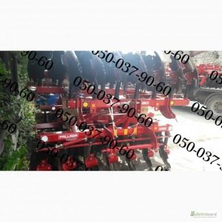 Топ Борона дисковая Паллада 2400-01 навесная (БДН 2400-01) Червона зирка Борона дисковая