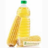 Масло кукурузное рафинированное дезодорированное фасованное. ОПТ, ЭКСПОРТ