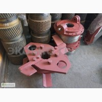 Плиты крепления роликов пресс гранулятора ОГМ 1, 5