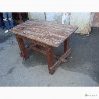 Стол деревянный б/у