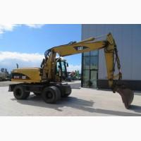 Колёсный экскаватор Caterpillar M316C 2003 года