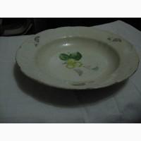 Тарелка суповая. 1950-й год