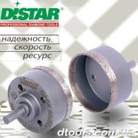 Алмазная коронка Distar CACK 68x24-1xM16 Hard Ceramics