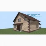 Каркасный сип панельный дом по канадской технологии