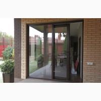 Раздвижные пластиковые двери и окна по доступной цене