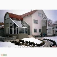 Изготовление зимнего сада. Проектирование и установка