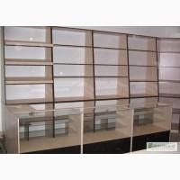 Мебель для магазинов, аптек, АЗС, торгово-выставочное оборудование, изготовление на заказ