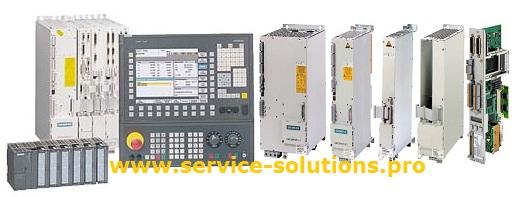 Siemens Sinumerik Board 6FX1124-6AD02