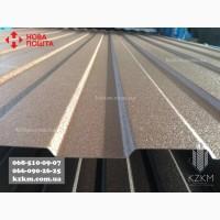 Профнастил РАЛ 7016 антрацит серый матовый, металлопрофиль в антраците, профлист рал 7016