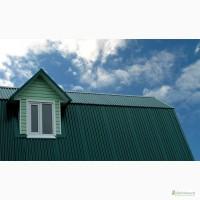Профнастил зелённый цена за лист, металлопрофиль для крыши