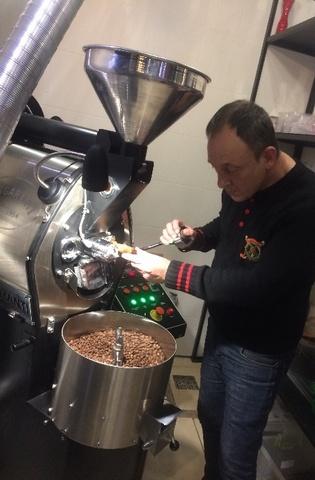 Кофе свежей обжарки спб