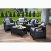 Садовая мебель Corfu Quattro Set Нидерланды