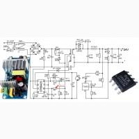 CR6842S ШИМ контроллер для блоков питания и зарядных устройств