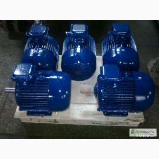 Электродвигатель 4АМ-132-S4. 7.5 кВт. 1500 об.м
