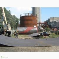 Ремонт резервуаров вертикальных стальных РВС 100 - 10000 куб.м