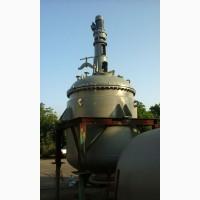 Реактор из нержавеющей стали 5 м3