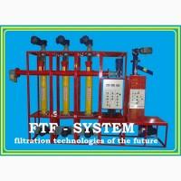 Сепаратор спиртовой барды. FTF-system