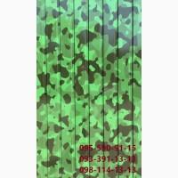 Профнастил под камуфляж, Металлопрофиль Камуфляжный, Декоративный Профнастил