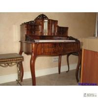 Реставрация - вечная молодость вашей мебели!