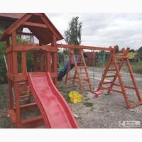 Детский комплекс Умиление деревянный