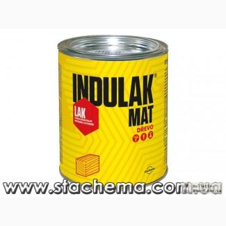 Матовый полиуретановый водорастворимый лак INDULAK Mat
