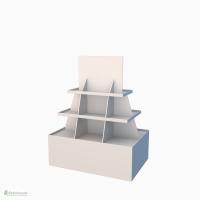 Изготовление POS материалов с гофрокартона