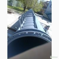 Изготовление и монтаж промышленных дымовых труб