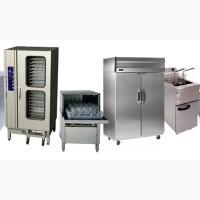 Оценка, выкуп ресторанного оборудования бу и мебели