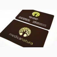 Визитки 100 штук макет бесплатно, печать визиток