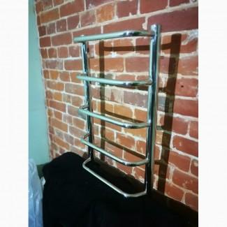Полотенцесушитель «Лестница-стенка» D38 50x60 см. ступени D20 ступеней 4