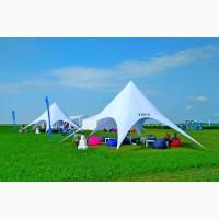 Палатка Звезда, купить шатер звезда 10х5 - Палатка открытого типа, для отдыха