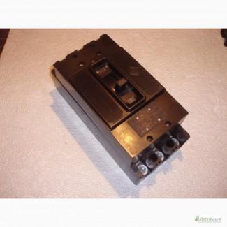 Автоматический выключатель А 3110, 3114