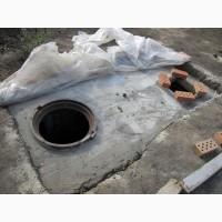 Сливные ямы, переливы-септики, канализация