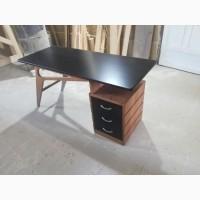 Новый стильный стол из массива груши