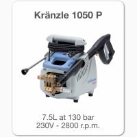Полупрофессиональная мойка высокого давления Kranzle 1050 P