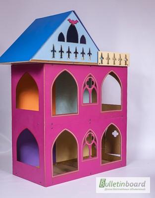 Фото 3. Большой складной кукольный домик в стиле Монстер Хай. Самый лучший подарок для ребенка