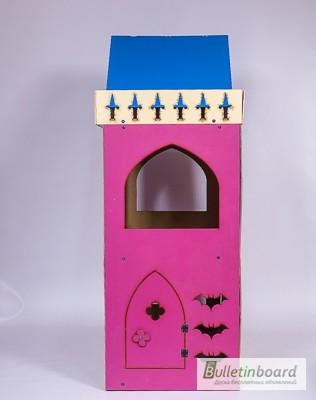 Фото 5. Большой складной кукольный домик в стиле Монстер Хай. Самый лучший подарок для ребенка