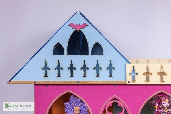 Фото 9. Большой складной кукольный домик в стиле Монстер Хай. Самый лучший подарок для ребенка