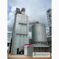 Зерносушилка на дровах - 14 т/ч кукуруза (24%-14%)