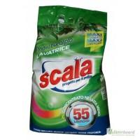 Итальянский стиральный порошок Scala