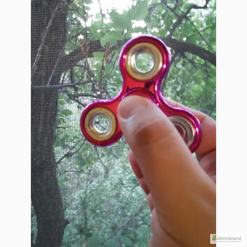 Фото 6. Спиннер Классический металлический Spinner