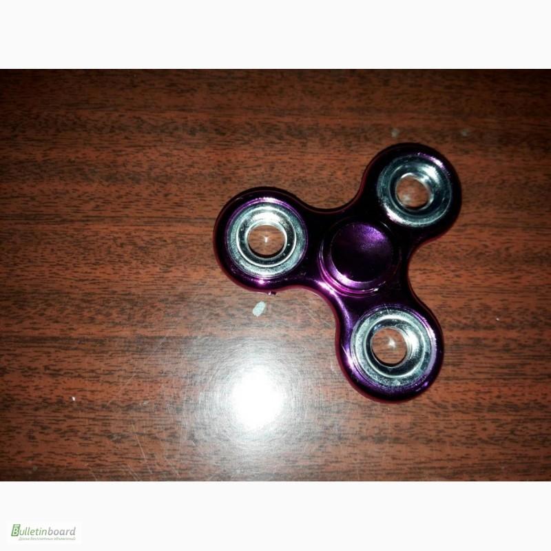 Фото 8. Спиннер Классический металлический Spinner