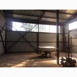 Сдам в аренду складские помещения (помещение под склад/производство)