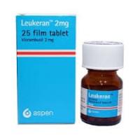 Продам Лейкеран (хлорамбуцил) 2 мг 25, Aspen (Германия)