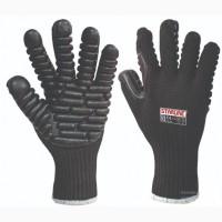 Перчатки трикотажные антивибрационные