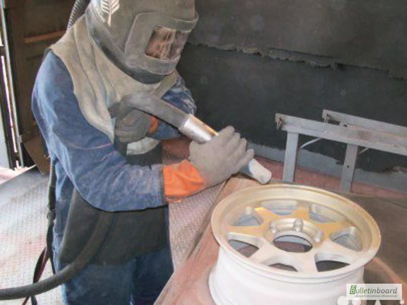 Пескоструйная очистка металла и оборудованние приминяемое